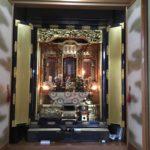 お仏壇の修理のためにお預かりしました。(