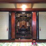 修理・修復のためお預かりしたお仏壇です。